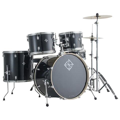 Schlagzeug Dixon PODSK522S1MBK Spark 5 pcs. Misty Black Complete Drumset