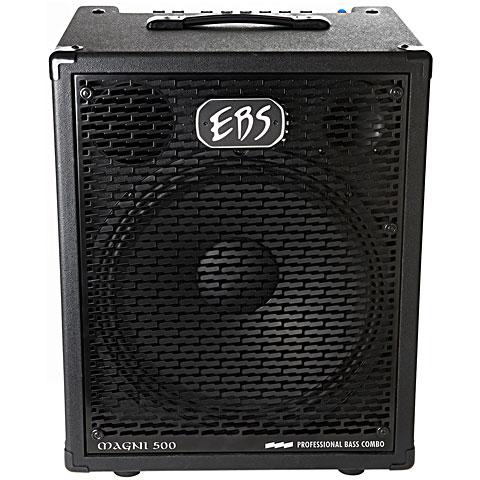 Amplificador bajo eléctrico EBS Magni 500 - 115