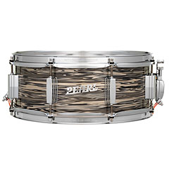 """Pearl President DeLuxe PSD1455SE/C768 Desert Ripple 14"""" x 5,5"""" Snare Drum « Caisse claire"""