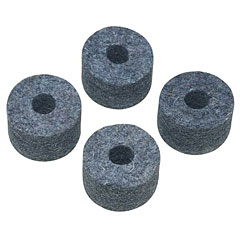 Dixon PAWS-CFL-HP Large Cymbal Felt 4 Pcs
