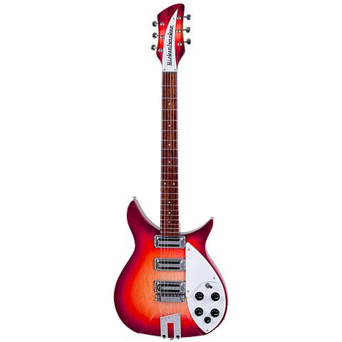 Rickenbacker 350V63, Liverpool, Fireglo « E-Gitarre