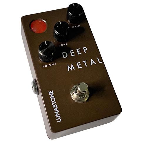 Effektgerät E-Gitarre Lunastone Deep Metal
