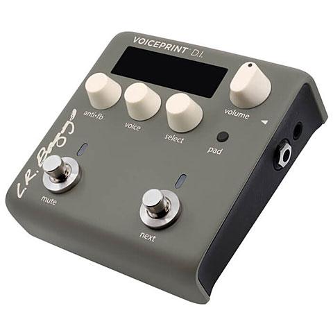 Effektgerät Akustikgitarre L.R. Baggs Voicetone D.I.