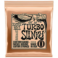 Ernie Ball Turbo Slinky 2224 « Saiten E-Gitarre