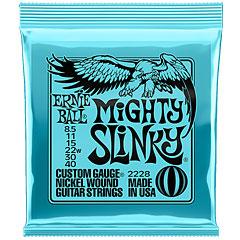 Ernie Ball Mighty Slinky 2228 « Cuerdas guitarra eléctr.