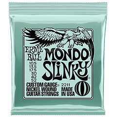 Ernie Ball Mondo Slinky 2211 « Cuerdas guitarra eléctr.