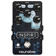 Neunaber Inspire Tri Chorus Plus NG « Effectpedaal Gitaar