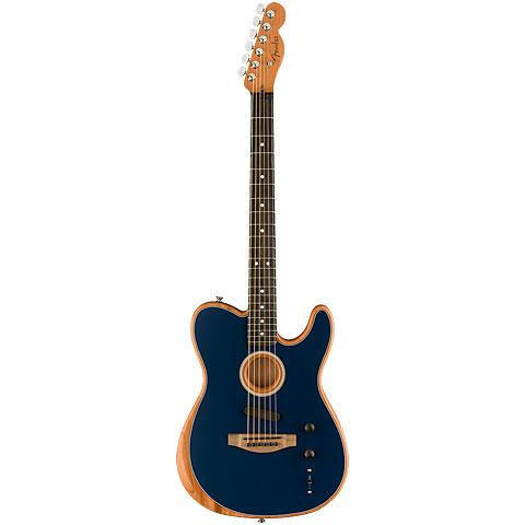 Fender Acoustasonic Tele RW Steel Blue « Guitarra eléctrica