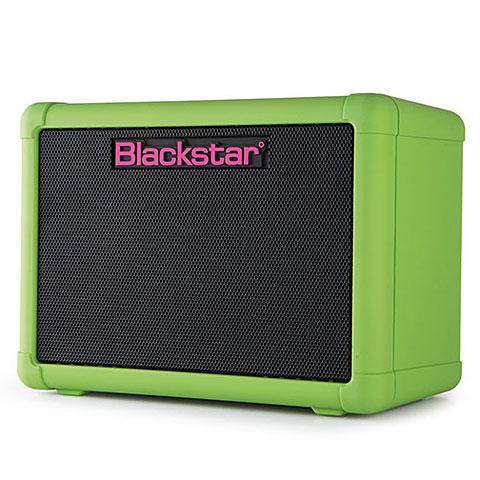 Mini amplificador Blackstar Fly 3 Neon Green Limited Edition