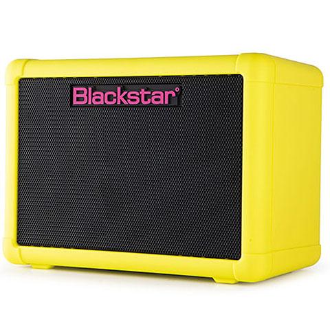 Mini Amp Blackstar Fly 3 Neon Yellow Limited Edition