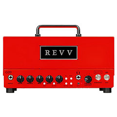 Revv G20 - Limited Edtion Shocking Red « Cabezal guitarra