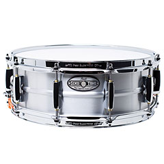 "Pearl Sensitone Heritage Alloy STH1450AL Seamless Aluminium 14"" x 5"" Snare Drum « Caja"