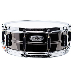 "Pearl Sensitone Heritage Alloy STH1450BR Black Nickel Over Brass 14"" x 5"" Snare Drum « Snare Drum"