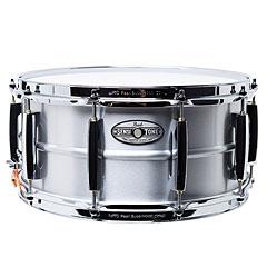 "Pearl Sensitone Heritage Alloy STH1465AL Seamless Aluminium 14"" x 6,5"" Snare Drum « Caja"