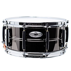 "Pearl Sensitone Heritage Alloy STH1465BR Black Nickel Over Brass 14"" x 6,5"" Snare Drum « Snare Drum"