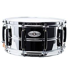 "Pearl Sensitone Heritage Alloy STH1465S Steel 14"" x 6,5"" Snare Drum « Caja"
