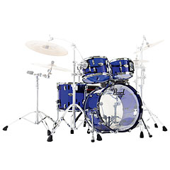 "Pearl Crystal Beat CRB504P/C742 Blue Sapphire 20"" Shell Pack 4 Pcs. « Batterie acoustique"