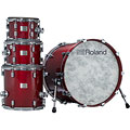 E-Drum Set Roland V-Drums VAD706-GC Acoustic Design Kit - Gloss Cherry