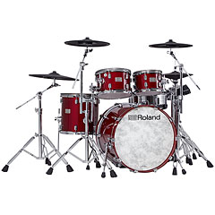 Roland V-Drums VAD706-GC Acoustic Design Kit - Gloss Cherry « Batteria elettronica