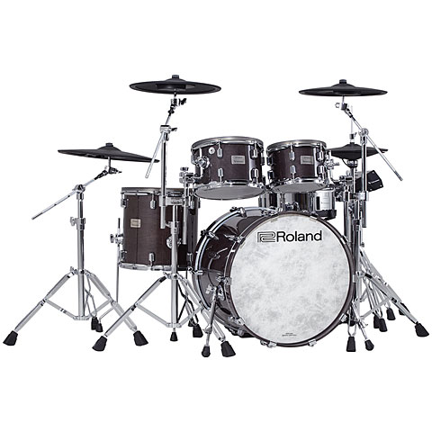 Batería electrónica Roland V-Drums VAD706-GE Acoustic Design Kit - Gloss Ebony