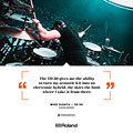 Batería electrónica Roland TD-50KV2 V-Drums Pro