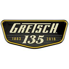 Gretsch Guitars 135th Anniversary Tin Sign « Geschenkartikel
