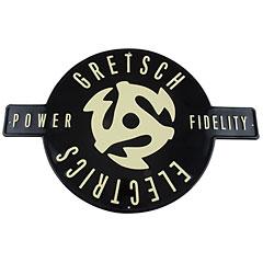 Gretsch Guitars Electrics Power & Fidelity Tin Sign