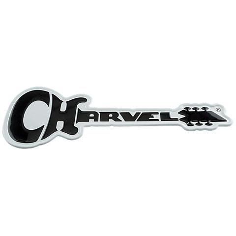 Geschenkartikel Charvel Charvel® Guitar Logo Tin Sign