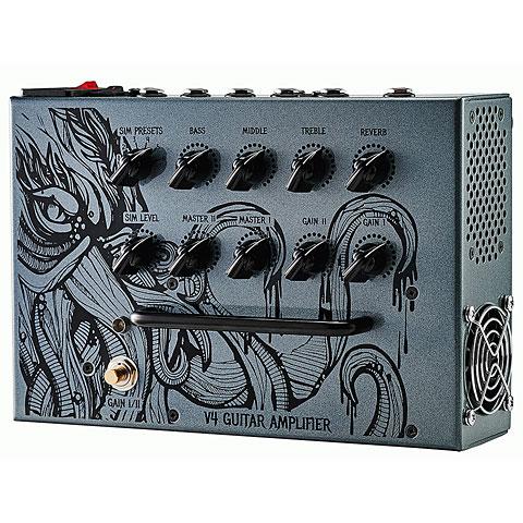 Pedalboard Amp Victory V4 The Kraken Guitar Amplifier