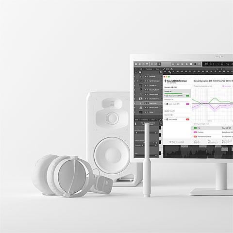 Effekt-PlugIn Sonarworks SoundID Ref Spk & HP with Mic