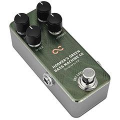 One Control Hooker's Green Bassmachine 4K « Bass Guitar Effect
