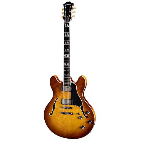 Eastman Thinline T486 GB, Goldburst « E-Gitarre