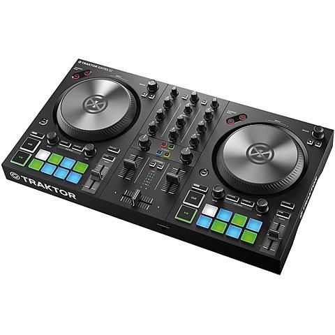 DJ-Controller Native Instruments Traktor Kontrol S2 MK3