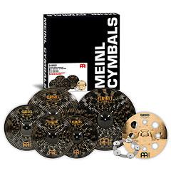 Meinl Classics Custom Dark Complete Cymbal Set CCD5802 « Becken-Set