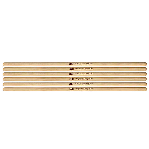 """Percussion Sticks Meinl SB128-3 Timbales Stick 7/16"""" Long 3-Pack"""