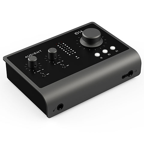 Interface de audio Audient iD14 MKII
