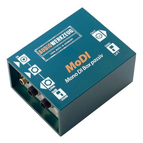 DI-Box/splitter Audiowerkzeug MoDI passiv