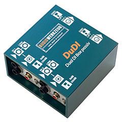 Audiowerkzeug DuDI passiv « DI Box