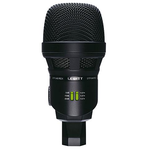 Instrumentenmikrofon Lewitt DTP 640 Rex