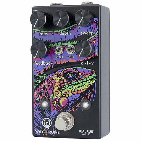 Effektgerät E-Gitarre Walrus Audio Polychrome