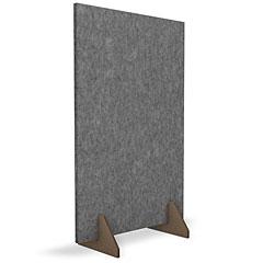Hofa Trennwand Grau Kartonbeine « Filtres anti-réflexions