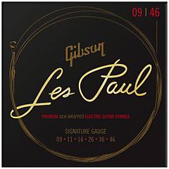 Gibson SEG-LES9, 009-046 Premium « Electrische Gitaar Snaren