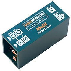 Audiowerkzeug MeDI passiv « DI Box