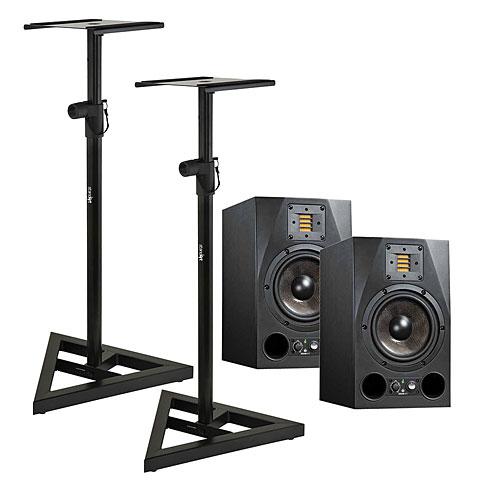 Aktiv-Monitor Adam Audio A7X Stand Bundle
