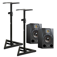 Adam Audio A7X Stand Bundle