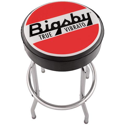 "Gifts Bigsby Round Logo Bar Stool 30"""