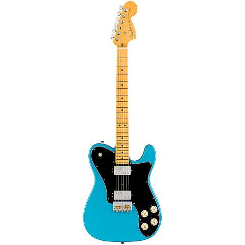 Fender American Professional II Tele DLX MN MBL « E-Gitarre