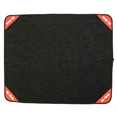 Vic Firth VICRUG1 Deluxe Drum Rug with Nylon Bag