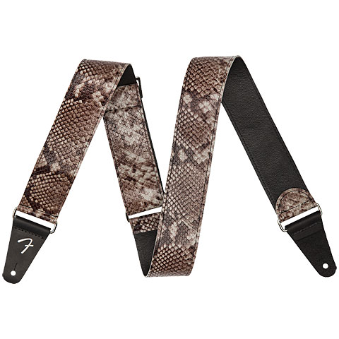 Schouderband Fender Wild Faux Snakeskin