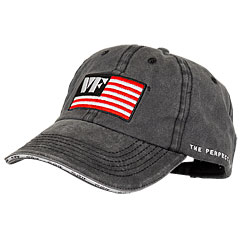 Vic Firth Classic Flag Logo Patch Cap « Cap